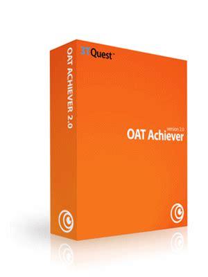 oat test sections pre optometry oat