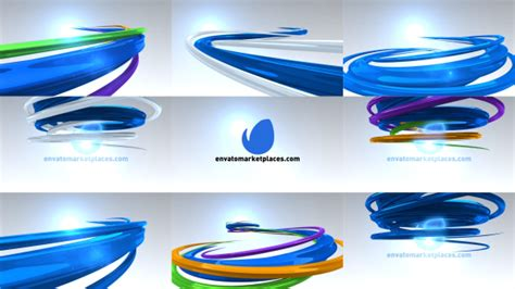 3d Lines Logo Reveal By Neoarray Videohive 3d After Effects Templates