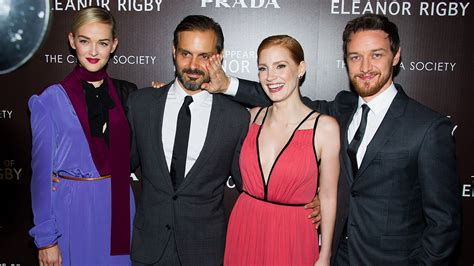 james mcavoy relationships the mysteries of eleanor rigby how jessica chastain and