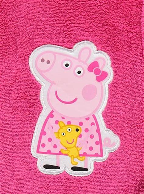 peppa pig dressing gown and slippers peppa pig dressing gown pyjama set george at asda