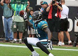 Jacksonville Jaguars Roster 2011 Reggie Williams Wide Receiver