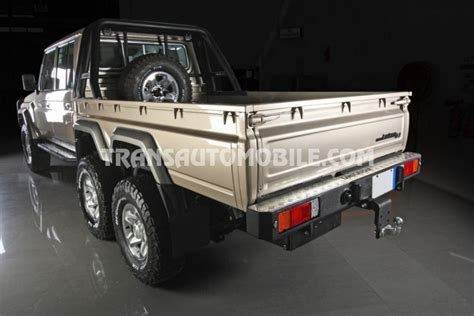 land cruiser pickup cabin toyota land cruiser 79 pick up double cabine brand new