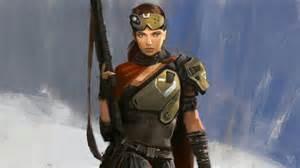 Gdc 2013 destiny concept artwork and character development video