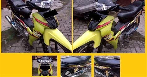 Oto Trend Modifikasi Motor by Modifikasi Suzuki Shogun Oto Trendz