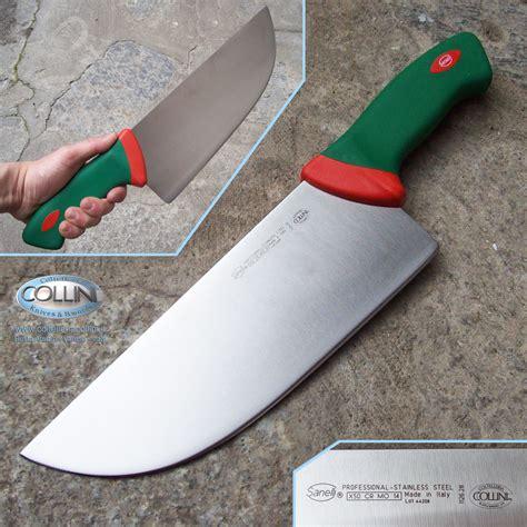 coltelli da cucina sanelli sanelli coltello da colpo 28cm coltello cucina