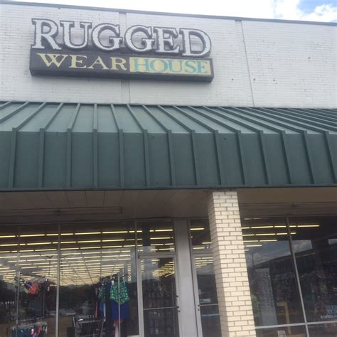 rugged wearhouse rugged wearhouse s clothing kannapolis nc reviews photos yelp