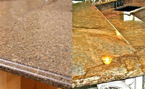 Engineered Granite Countertops by Granite Vs Engineered Which Is For You