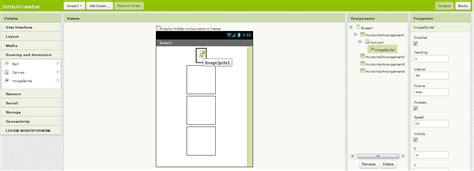 membuat game berbasis android app inventor membuat game sentuh gambar berbasis android