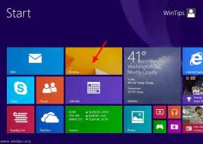 how to boot sign in windows 8 1 directly to desktop