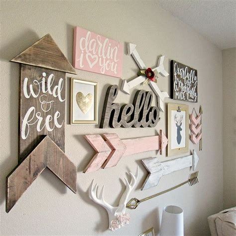 wall decor for baby nursery 25 unique arrow decor ideas on nursery