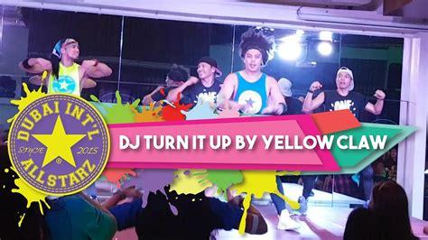download mp3 dj zumba download mp3 dj turn it up yellow claw zumba