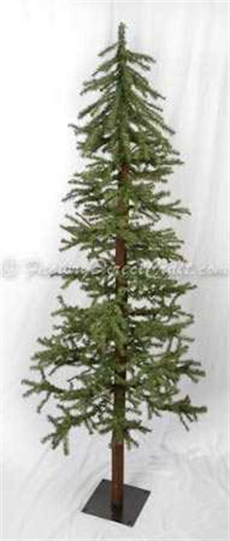 Christmas Tree Home Decorating Ideas 6 foot alpine skinny tree country christmas tree