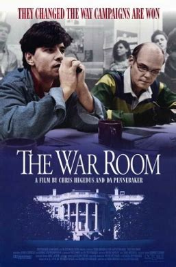the war room summary the war room