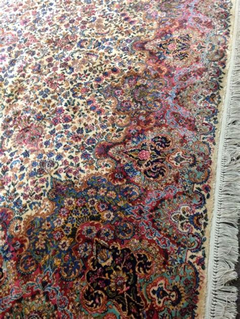 Karastan Floral Kirman Rug by Karastan Ivory Floral Kirman Tone 759 Rug 11 4 By