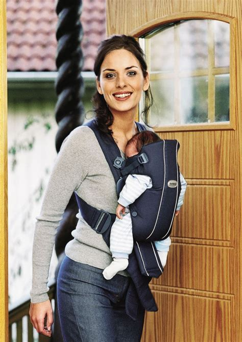 Soohu Sling Originally Thebabasling Classic Blue baby bjorn baby carrier original classic in city blue