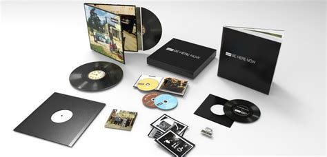 Cd Oasis Be Here Now Deluxe 2016 Isi 3cd Imported details of the oasis be here now deluxe box set been