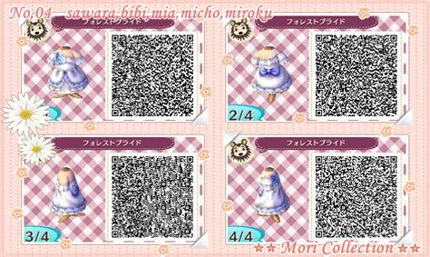 animal crossing new leaf qr code hairstyle wedding dress acnl clothing pinterest animal