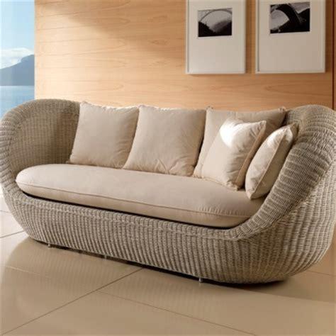 divano rattan bianco divani e poltrone mobili per esterno prezzi etnico