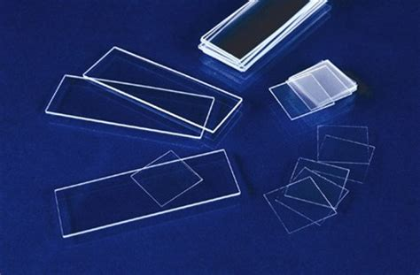 Cover Glass Dan Objek Glass Ito Coated Glass Slides And Coverslips Microscope