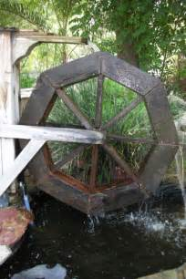 Patio Heater Wheels Small Ponds And Fountains Water Wheel Custom Ponds