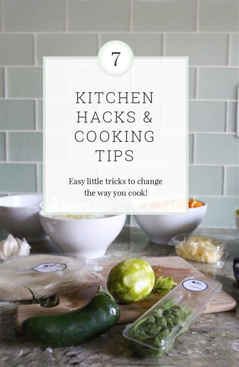 7 kitchen hacks and cooking tricks you can t live without