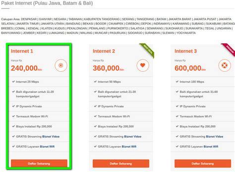 Paket Wifi Indihome harga paket wifi murah untuk di rumah indihome biznet myrepublic firstmedia fastnet