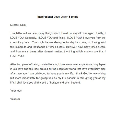letter layout inspiration 52 love letter templates free sle exle format