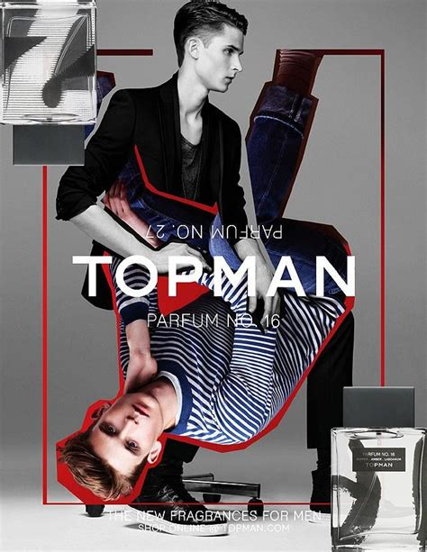 Top Guys Need For Topshop Topman New York by Lowell Tautchin For Topman Parfum Fall Winter 2011 12