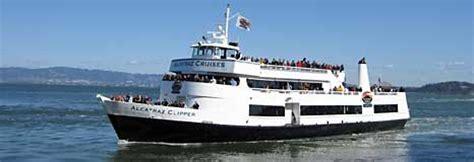 boat tour to alcatraz alcatraz island