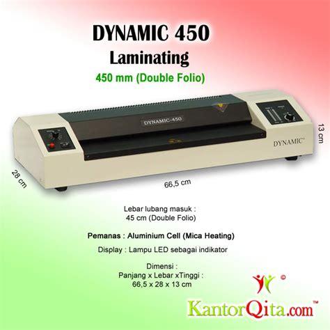 Mesin Laminating Dynamic 450 mesin laminating dynamic 450 kantorqita