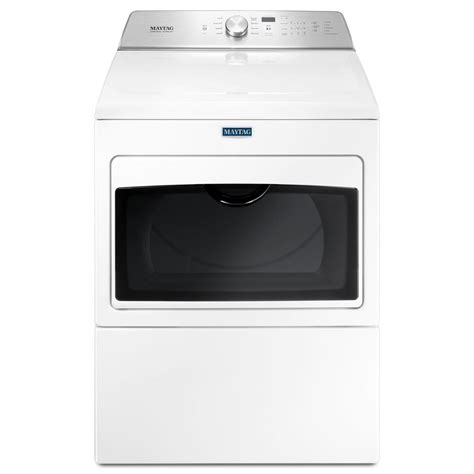 ge 7 4 cu ft electric dryer in white gtd65ebsjws the