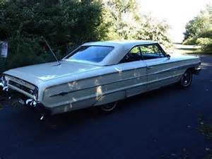 Ford Galaxie 500 For Sale 1964 Ford Galaxie 500 Xl For Sale Classiccars Cc