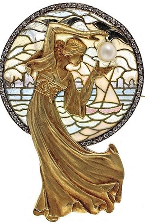 Beauty will save Art Deco Art Nouveau jewelry   Beauty will save