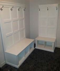 Diy Shoe Storage Bench Plans by Hall Tree Storage Bench Plans Woodworking Projects Amp Plans