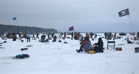 Fishing Sweepstakes Contests - featured ice fishing contest jpg