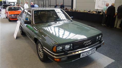 Audi 200 5t by 1979 1982 Audi 200 5t Typ 43 Klassikwelt Bodensee 2017
