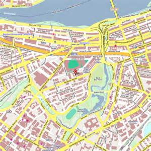 Boston Street Parking Map by The Verb Hotel Boston Massachusetts Reviews And Rates