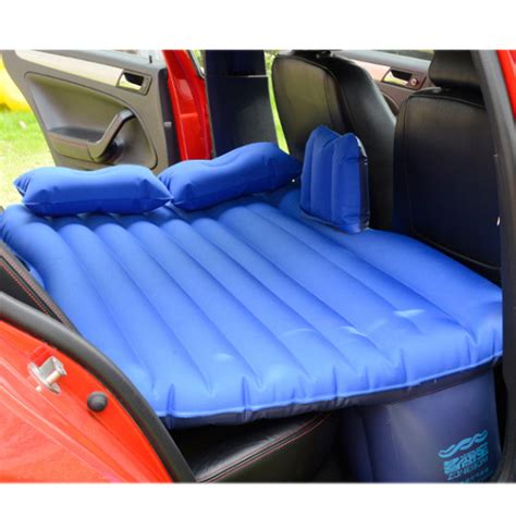 back seat bed car cushion air bed oxford fabric travel inflatable