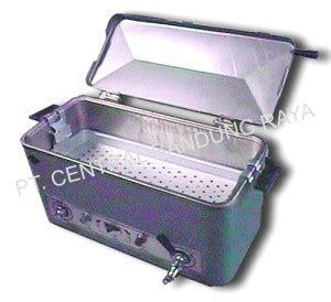 sterilisator electric pt central bandung raya