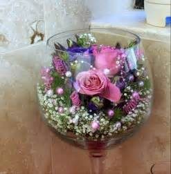 wine glass vases for centerpieces wine glass centerpiece in large wine glass ella s