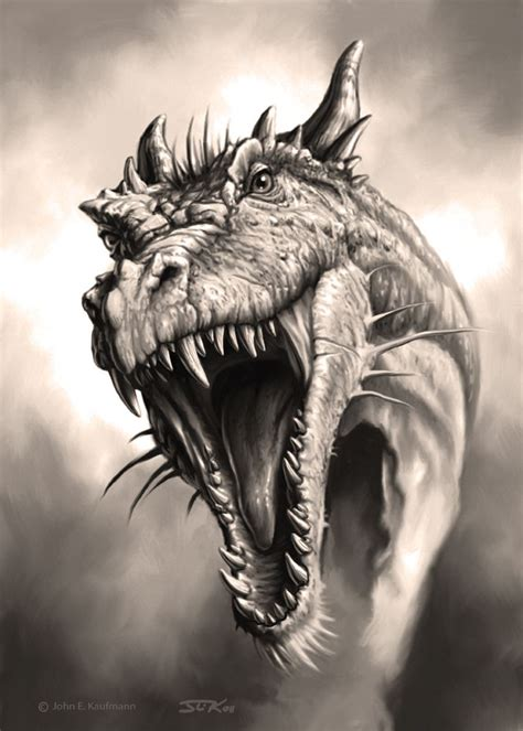 dragon head tattoo pictures on