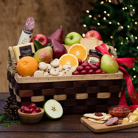 holiday her fruit basket the fruit company 174