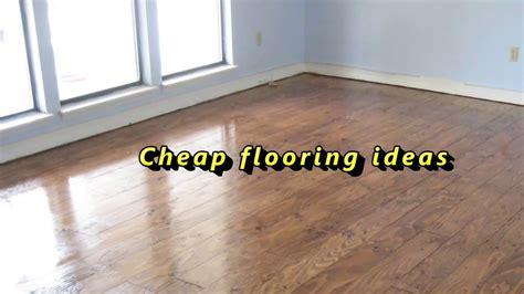 cheap basement floor optionsbasement flooring ideas basement flooring youtube
