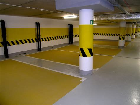 Epoxy resin flooring   Bautech