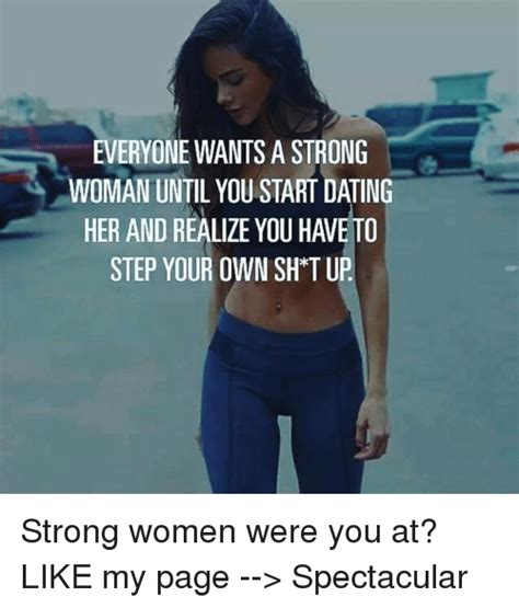 Strong Woman Meme - funny a strong woman memes of 2017 on sizzle