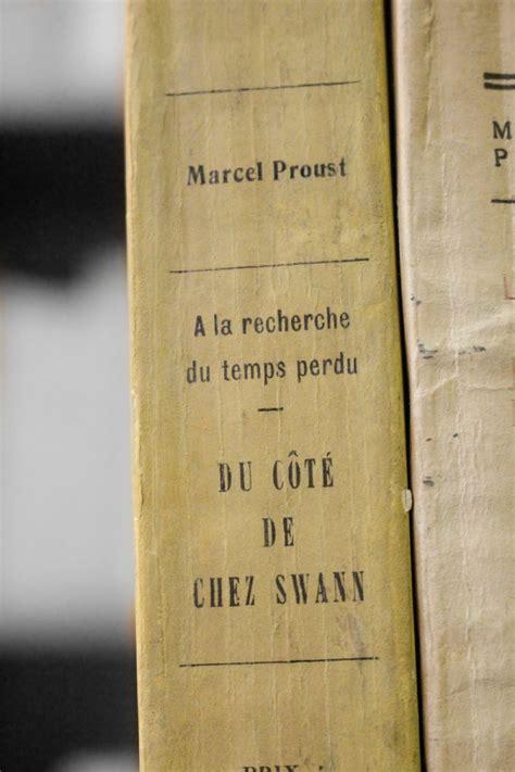 libro a la recherche du proust a la recherche du temps perdu libro autografato prima edizione edition originale com
