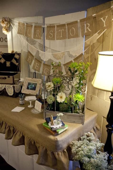 1000  ideas about Burlap Backdrop on Pinterest   Country