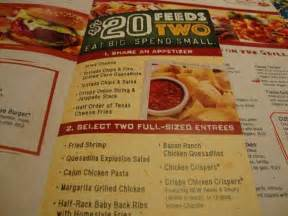 20 feeds two with chili s deal win chili s gift cards with shout out