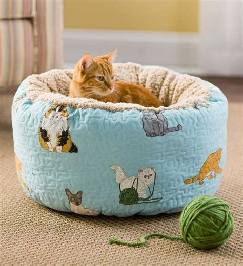 how to make a cat bed spoil your kitty 27 creative and cozy cat beds digsdigs