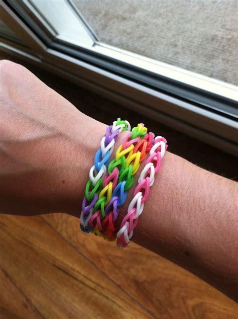 rubber band bracelets images  pinterest loom bands rubber band bracelet  rubber
